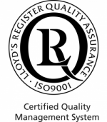 Eurotex are Lloyd's ISO 9001:2008 Quality Accredited