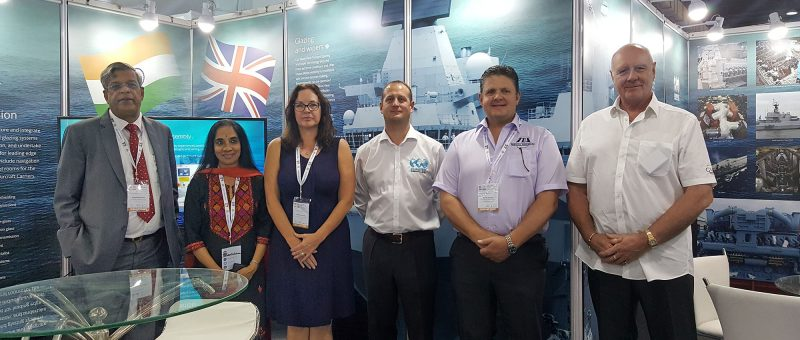 Once again INMEX has proved to be an unrivalled venue and allowed us to demonstrate not only our 100 years' experience in power generation and marine diesel engines, but also our expertise in advanced glazing systems for both military and civilian application.
