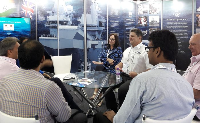 Key members from the Pratex Power Vision Group were able to attend